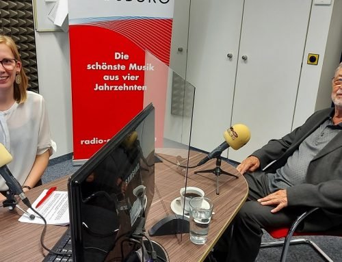 Ein Priester im Ruhestand: Prälat Günter Grimme