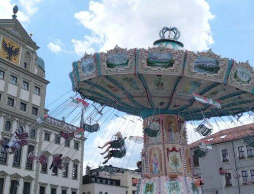 Augsburg plant wieder Stadtsommer