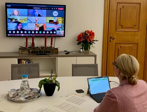 Bürgerbeirat Corona heute wieder virtuell