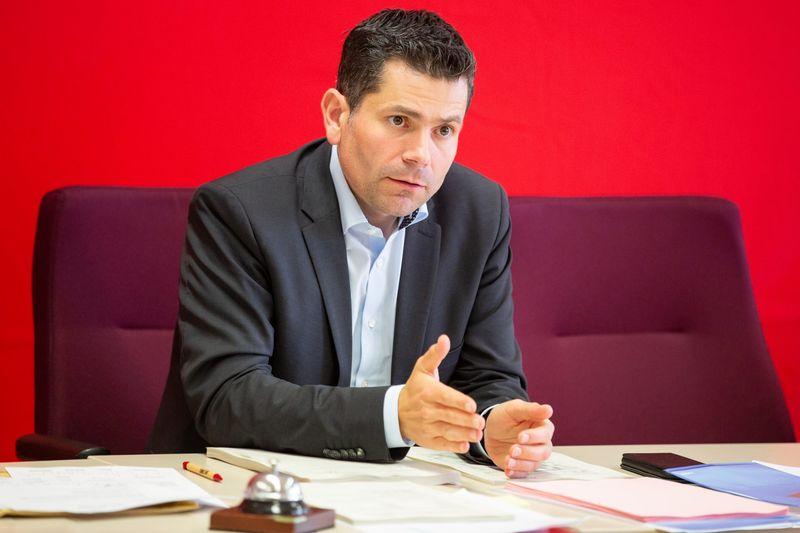 Florian Freund, SPD Augsburg